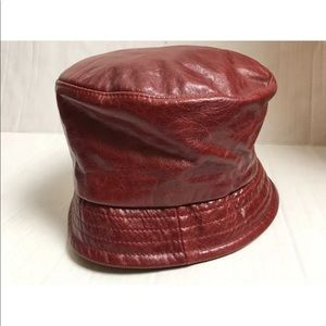 Vintage Norbu of Canada Bucket Hat -Quilted Inside